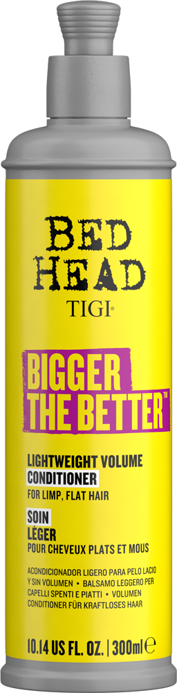 Bigger the Better Conditioner Front