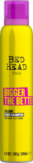 Bigger The Better<sup>TM</sup> Shampooing mousse volume pour cheveux fin