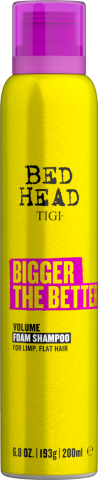 Bigger The Better<sup>TM</sup> Volume Foam Shampoo per Capelli Sottili