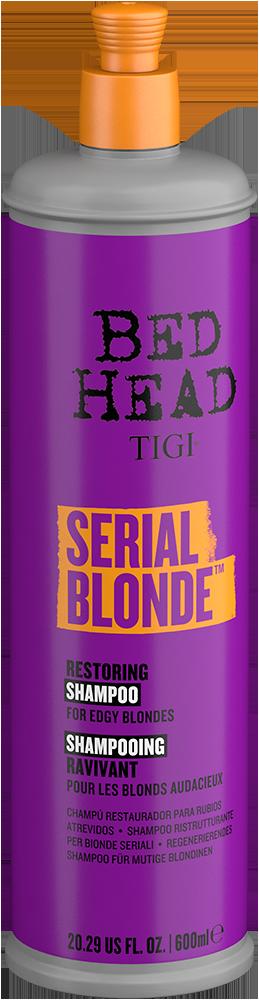 Serial Blonde Side