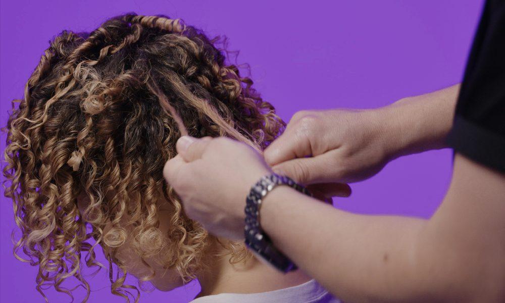 Effortless Curls Step 4