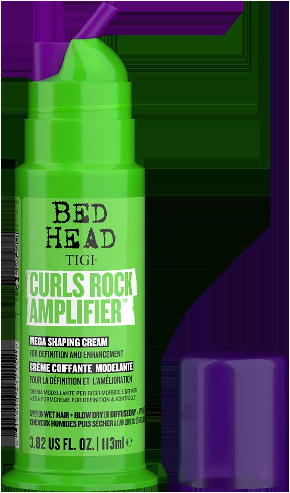 Curls Rock Cap Off
