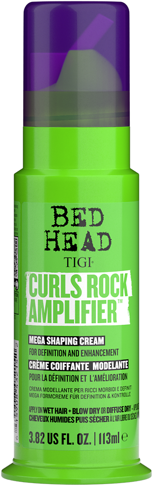 Curls Rock Amplifier<sup>TM</sup> Crema para Cabello Rizado