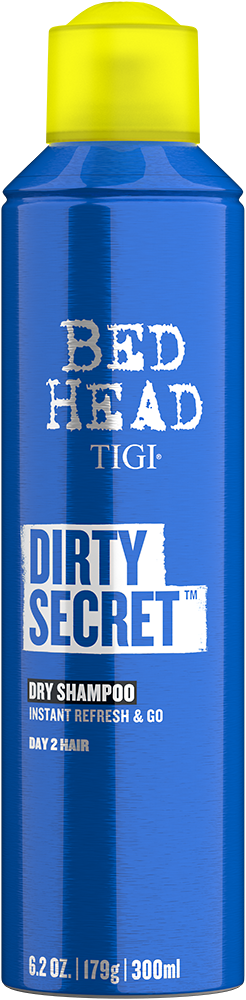 Dirty Secret<sup>TM</sup>  Champú Seco Refrescante Instantáneo