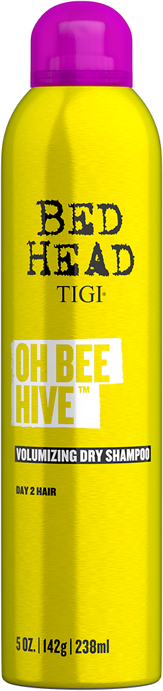 Oh Bee Hive<sup>TM</sup> Volumising Dry Shampoo for Day 2 Hair