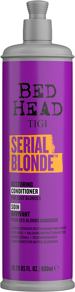 Serial Blonde<sup>TM</sup> Conditioner for Damaged Blonde Hair
