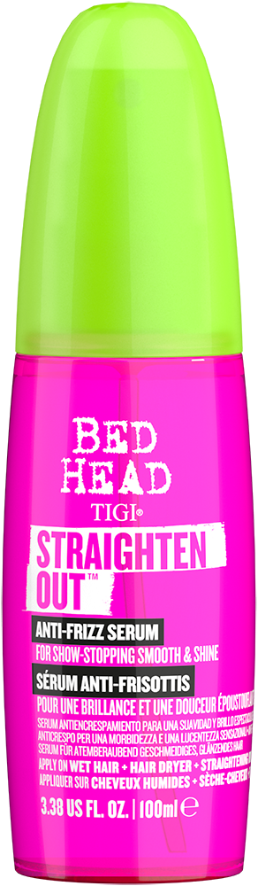 Straighten Out<sup>TM</sup> Anti Frizz Serum