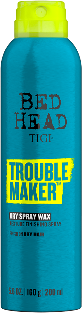 Trouble Maker<sup>TM</sup> Dry Spray Wax Texture Finishing Spray