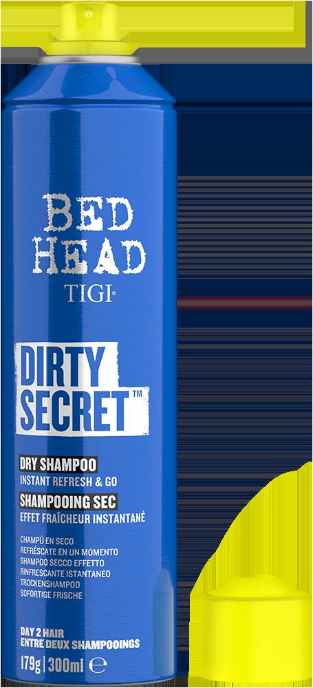Dirty Secret Cap Off